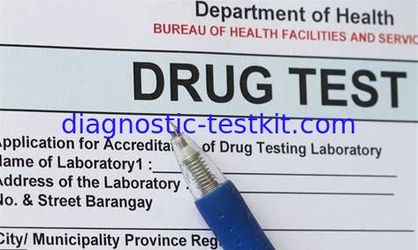 Diagnostic Rapid Drug Abuse Test Kit / Cup Medical Devices For Home and Hospital